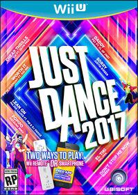 Nintendo Wii U - Just Dance 2017