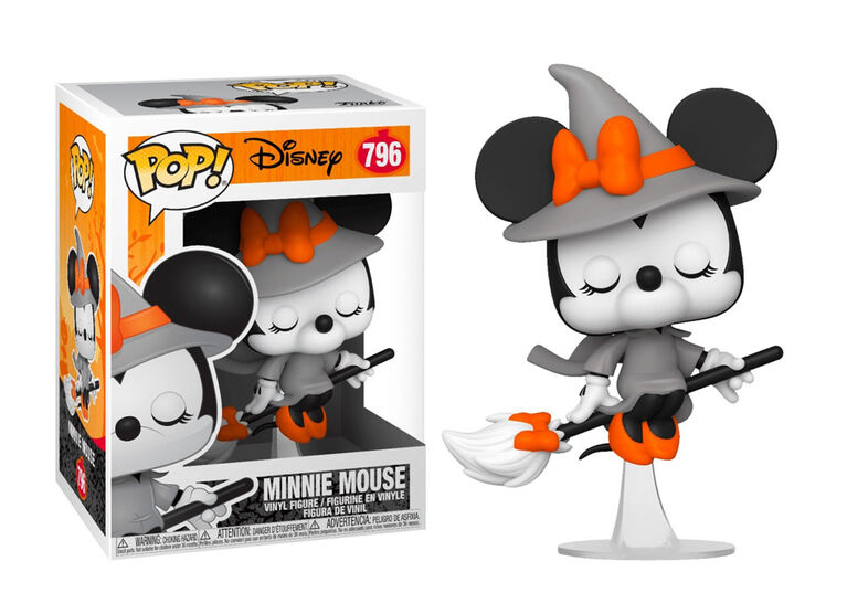 Funko POP! Disney - Witchy Minnie Mouse