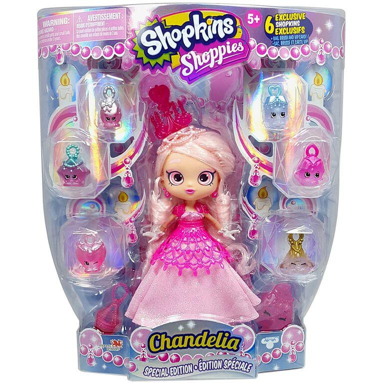 Shopkins Shoppies Season7 - Special Edition Chandelia - Exclusive - R Exclusive