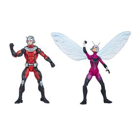 Marvel Legends Series The Astonishing Ant-Man Ant-Man and Marvel's Stinger 2-Pack - R Exclusive