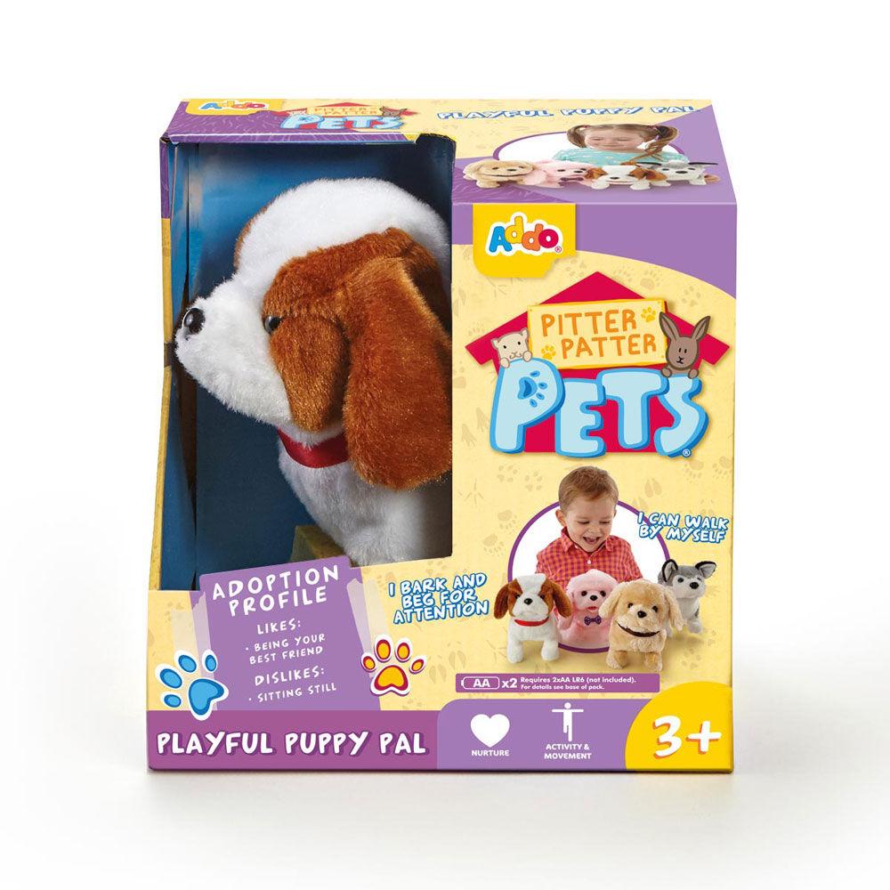 Pitter Patter Pet,interactive Beagle puppy Barking Walking Dog Soft Toy