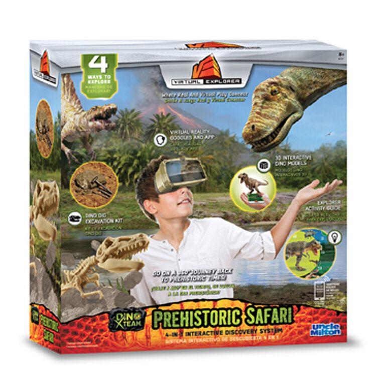 Virtual Explorer Jurassic Safari