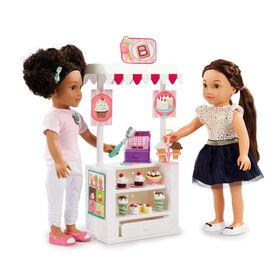 B Friends - Kiosque de crème glacée - Notre exclusivité