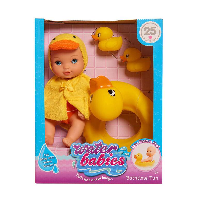 Waterbabies Bath Time Fun Duckie