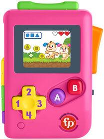 Fisher-Price - Rires et Éveil - Console de jeu portable - Édition anglaise