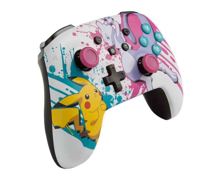 Nintendo Switch Pokemon - Enhanced Wireless Controller