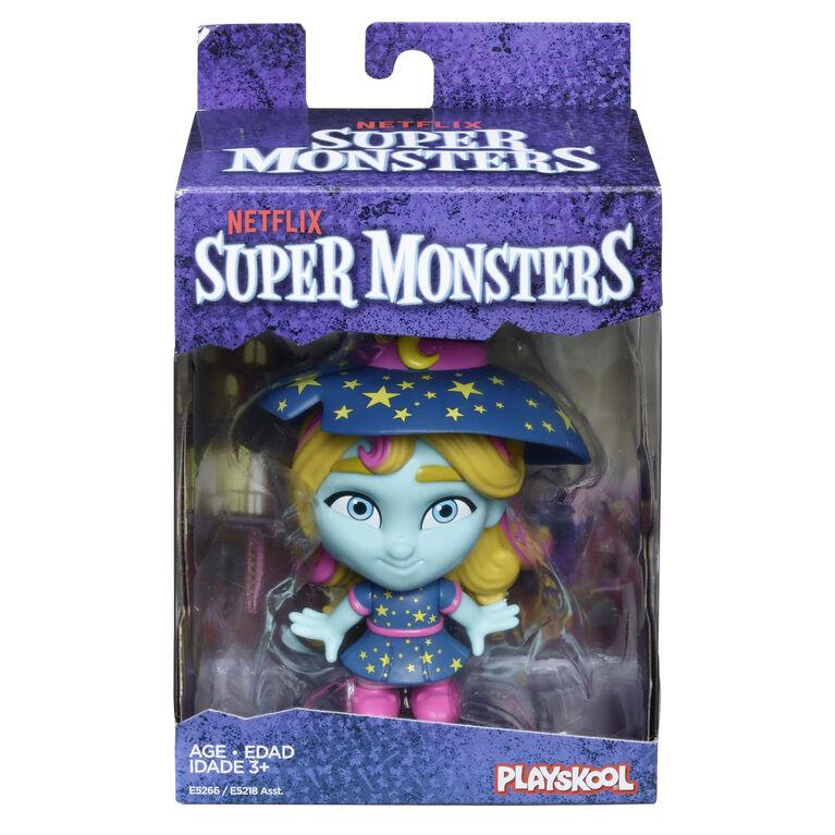 Netflix Super mini monstres - Figurine Katya Spelling de 10 cm à collectionner