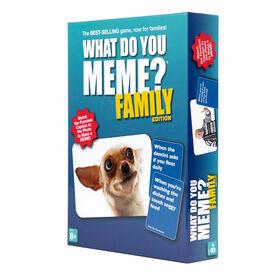 What Do You Meme? Édition Familiale - Édition anglaise