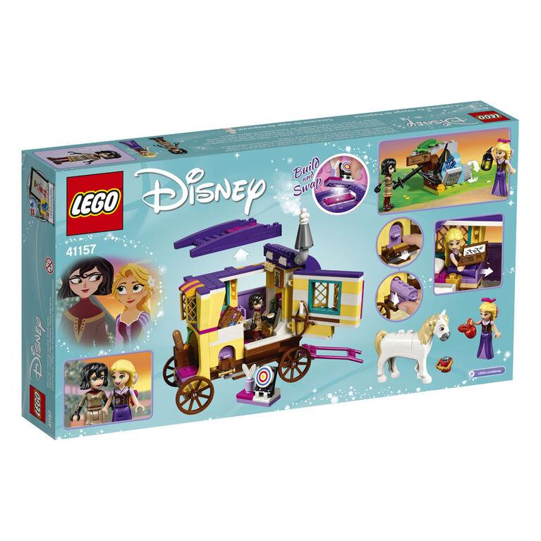 LEGO Disney Princess Rapunzel's Traveling Caravan 41157