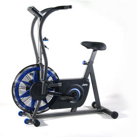 Stamina Products, 15-1100 Deluxe Air Bike, Blue