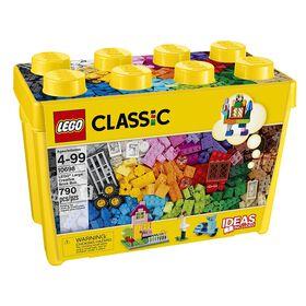 LEGO Creative - LEGO Large Creative Brick Box (10698)