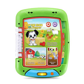 LeapFrog 2-in-1 Touch & Learn Tablet - English Edition