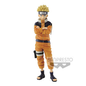Banpresto Naruto-Grandista - Shinobi Relations - Uzumaki Naruto #2 Figure - English Edition