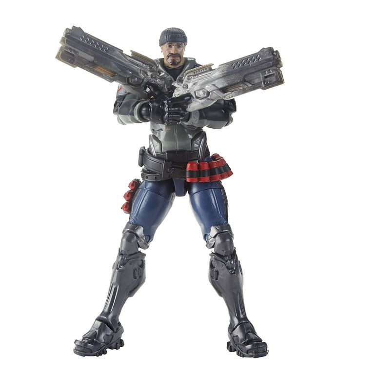 Overwatch Ultimates Series Blackwatch Reyes (Reaper) Skin 6-Inch-Scale Figure
