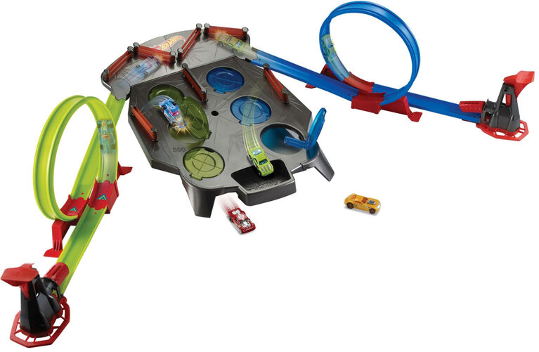 Hot Wheels Rebound Raceway Playset - R Exclusive