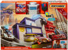 Matchbox Rescue Police and Fire Department Headquarters Playset