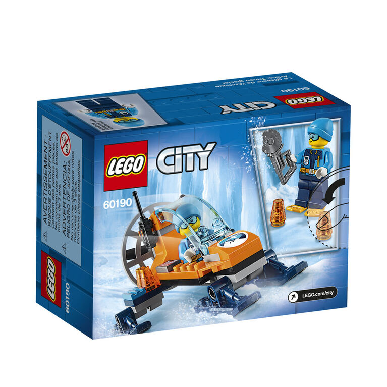 LEGO City Arctic Expedition Arctic Ice Glider 60190