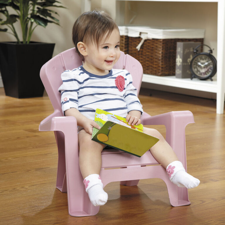 Garden Chair- Pink