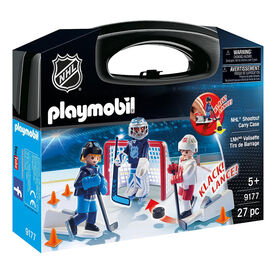 Playmobil - NHL Shootout Carry Case