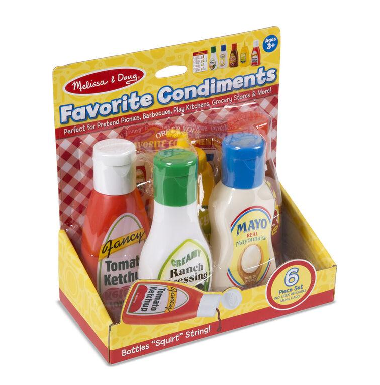 Favorite Condiments