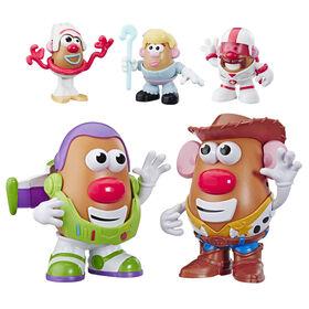 Mr. Potato Head Disney/Pixar - Patatamis de Histoire de jouets 4 - Notre exclusivité
