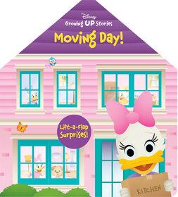 Shaped House Lift A Flap Disney Growin - English Edition