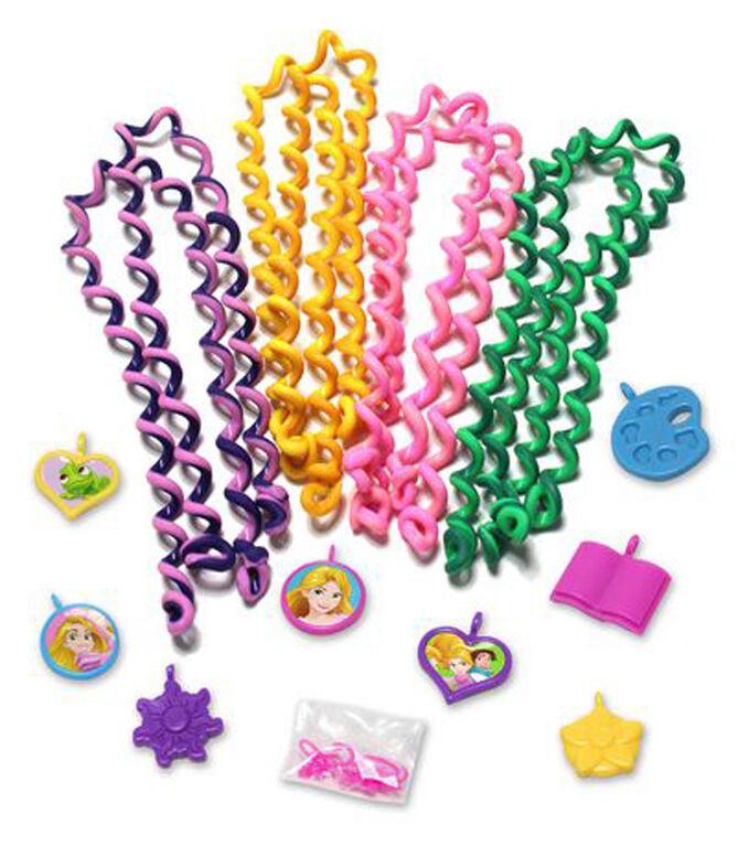 Princess Spiral Hair Fashions