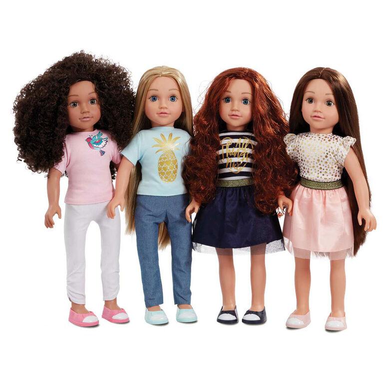B Friends 18 inch Doll - Emily