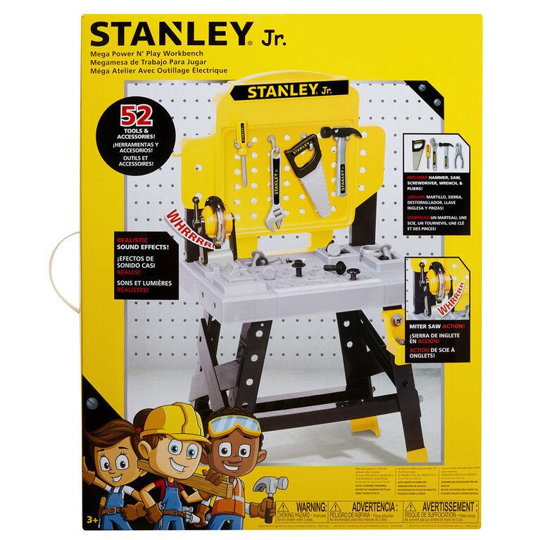 Stanley Mega Power N' Play Workbench