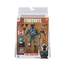 Fortnite Legendary Series Figure Pack, The Visitor