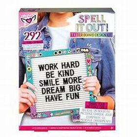 Fashion Angels Letter Board Design Kit