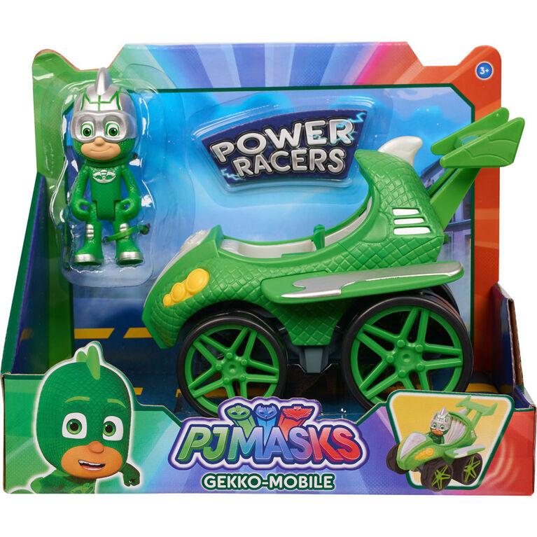 PJ Masks Power Racers - Gekko