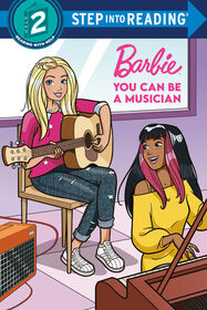 You Can Be a Musician (Barbie) - English Edition