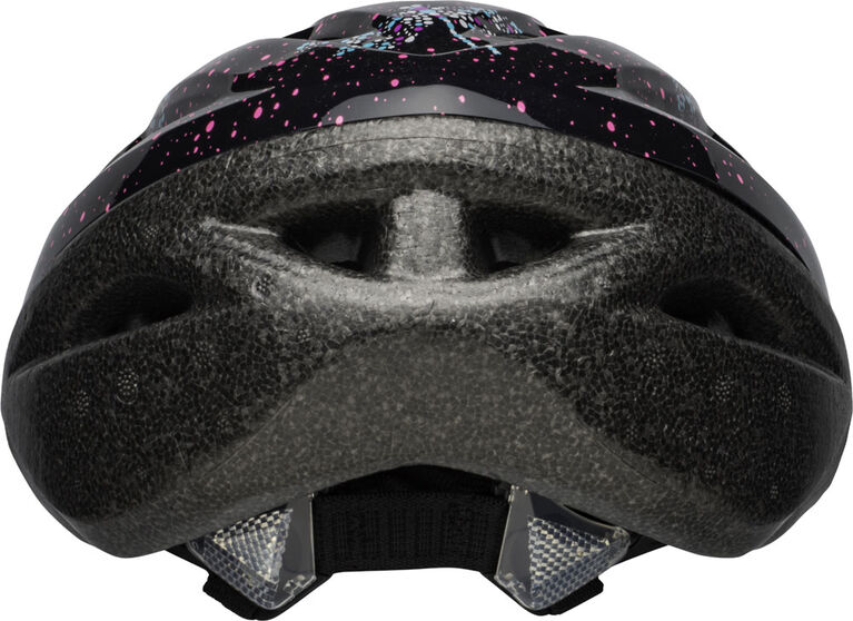 Youth Richter Black Dragonfly Helmet