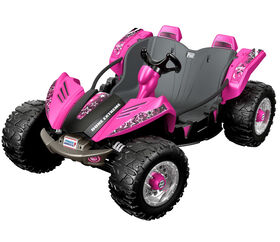 Fisher-Price Power Wheels Dune Racer Extreme - Pink