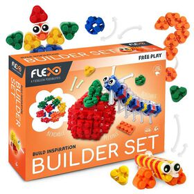 Flexo: Free Play - Builder Set