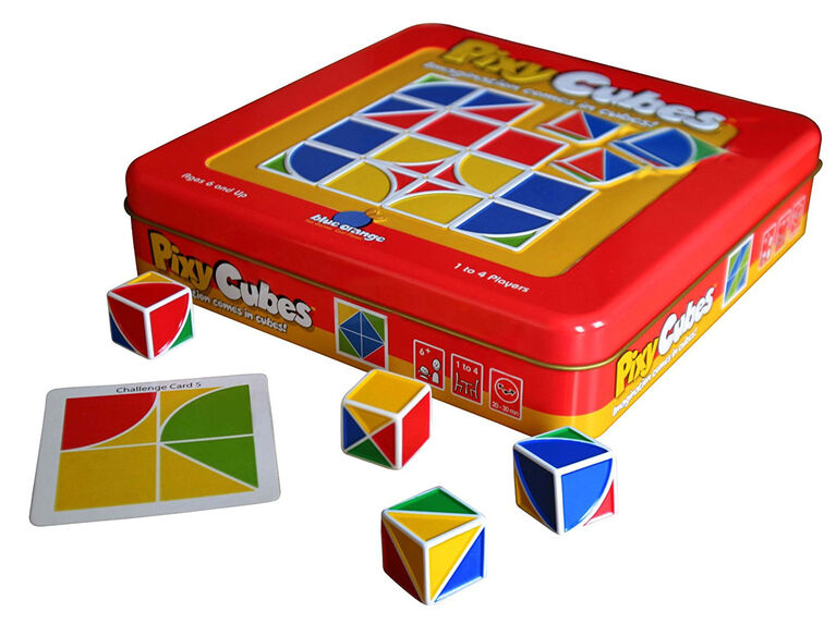 Pixy Cubes Game