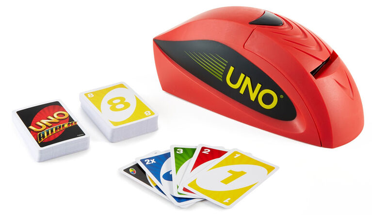 Jeu de cartes UNO Attack!