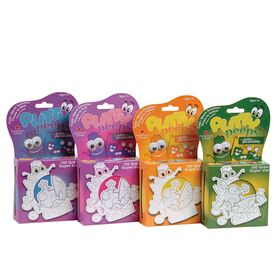 100g Colour-Change Putty Peeps - Colours and styles may vary