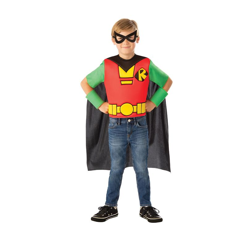 Teen Titans Go Robin Costume Set