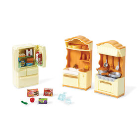 Calico Critters - Kitchen Play Set