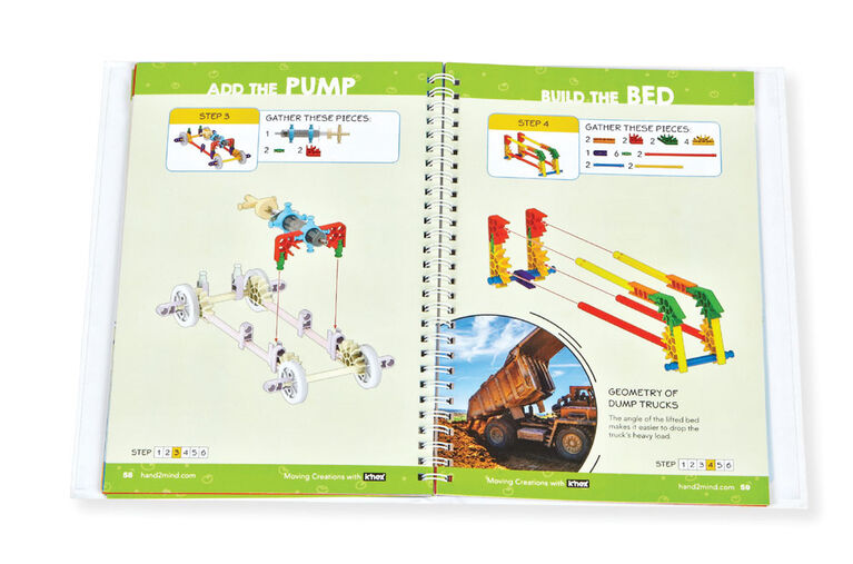 Moving Creations With K''Nex - English Edition