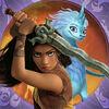 Disney's Raya and the Last Dragon puzzle 3 x 49pc