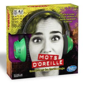 Hasbro Gaming - Jeu Mots d'oreille - Édition française