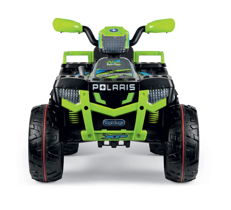 Peg-Perego Polaris XP-850 Lime Edition