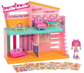 Shopkins Happy Places - Décoration Maison heureuse.