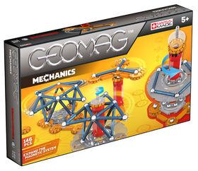 Geomag – MECHANICS 146 pieces set