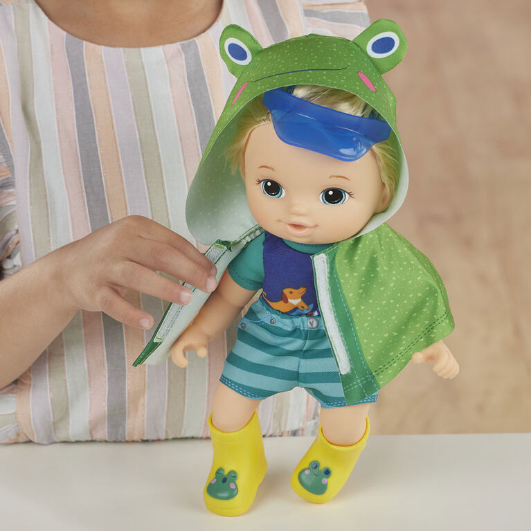 Littles by Baby Alive Little Styles, Puddles in the Park Outfit