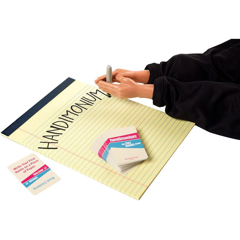 Handimonium Game