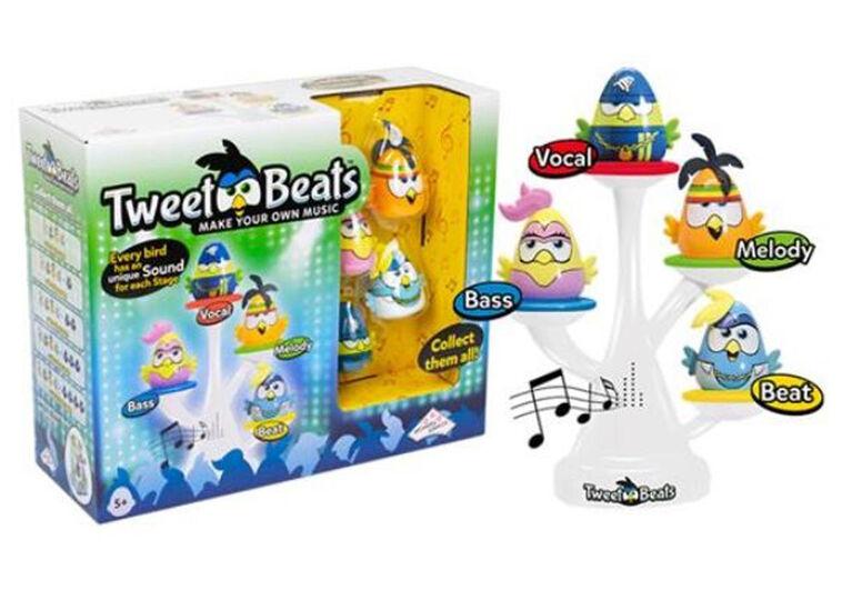 Tweet Beats! Base Set